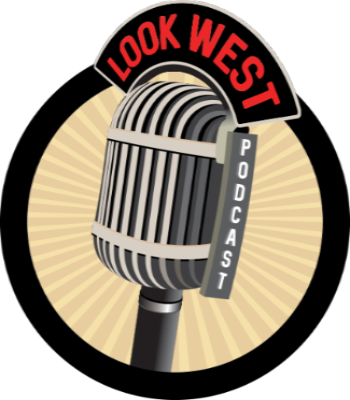 Look West Logo Graphic