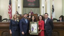 Assemblymember Arambula Honors Woman of the Year Mao Misty Her